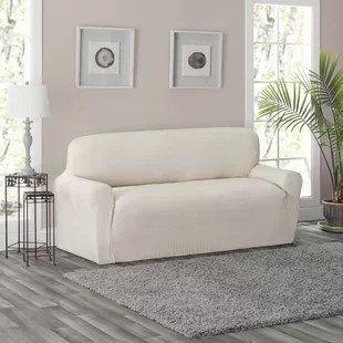 sofa covers toronto canada charcoal grey decorating ideas t cushion slipcovers you ll love wayfair ca save