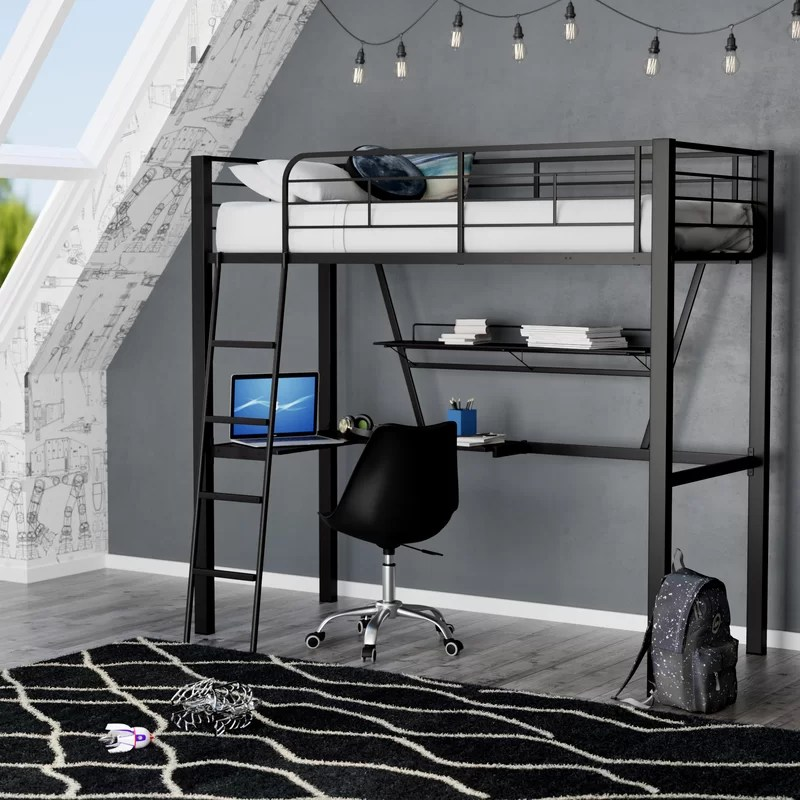 cleary twin bed