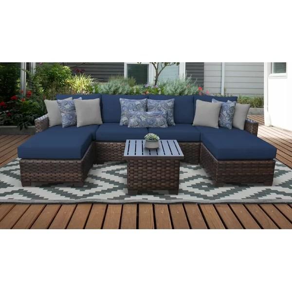 outdoor wicker furniture sets