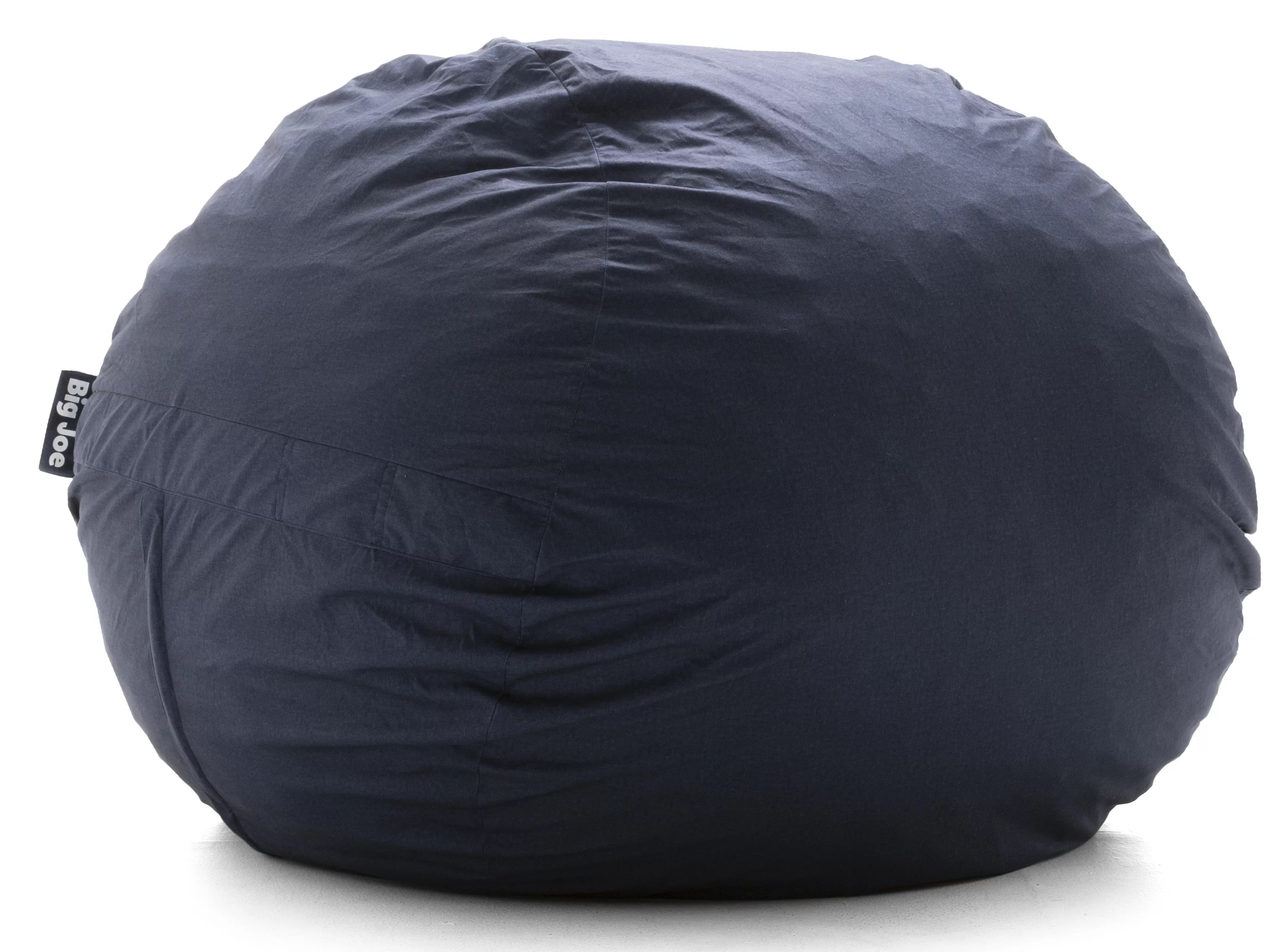 big joe bean bag chair contemporary chairs for living room comfort research fuf wayfair