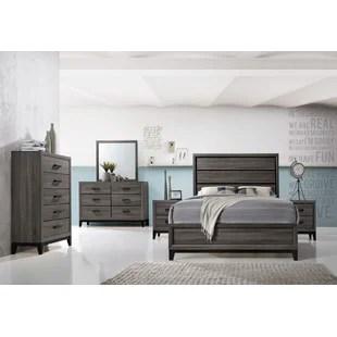 crum standard configurable bedroom set