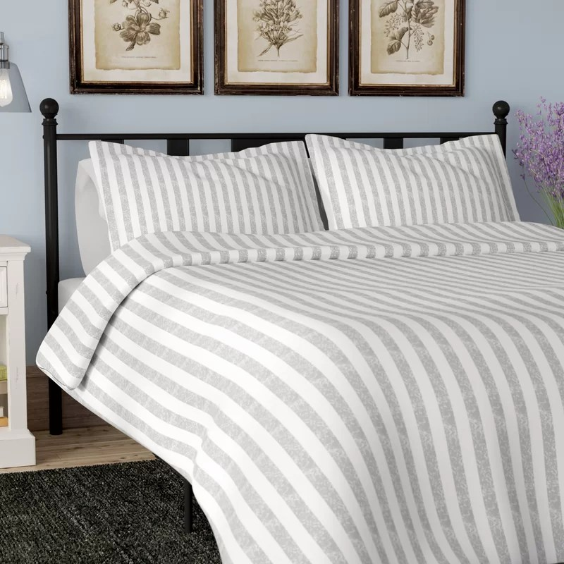 Laurel Foundry Modern Farmhouse Kiril Duvet Cover Set