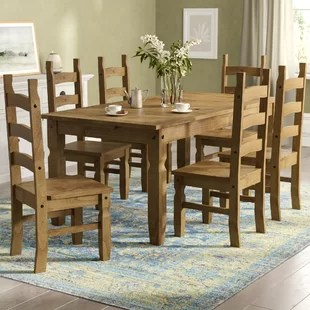 kitchen table and chair best video game chairs dining sets you ll love wayfair co uk montpelier set with 6