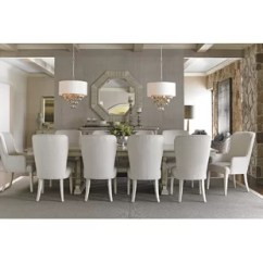 Lexington Dining Chairs Pottery Barn Oversized Anywhere Chair Room Furniture Wayfair Oyster Bay 11 Piece Extendable Set By