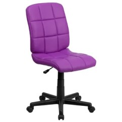 Lilac Office Chair Tufted Blue Dining Chairs Purple You Ll Love Wayfair Quickview