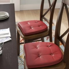 Leather Chair Cushions Swivel Pottery Barn Faux Wayfair Quickview