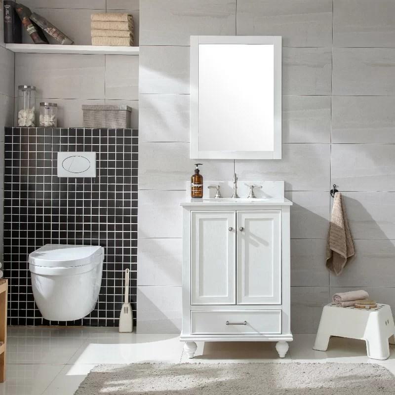 Belton 24 Single Bathroom Vanity Set Reviews Joss Main