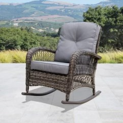 Wicker Rocking Chairs Wingback Chair Covers Cheap You Ll Love Wayfair Quickview