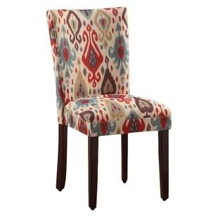 parsons chairs heavy duty beach joss main edwidge chair set of 2