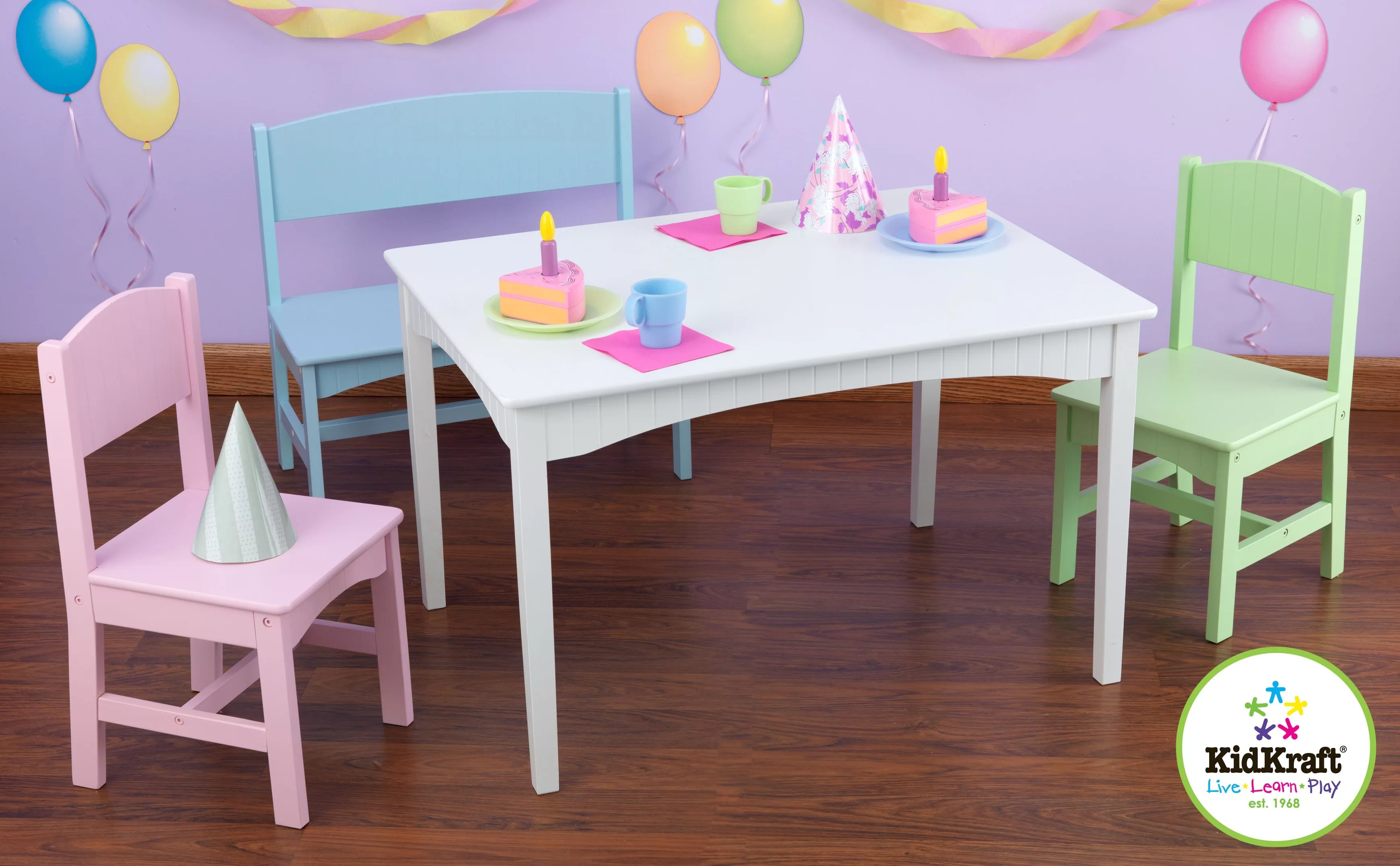 Kidkraft Heart Table And Chair Set Kidkraft Chairs And Table Buy Kidkraft Nantucket Table Chair Set