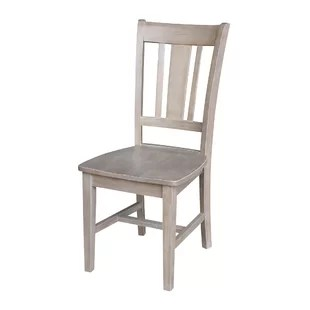 grey dining chairs picture frame moulding under chair rail gray kitchen you ll love wayfair quickview