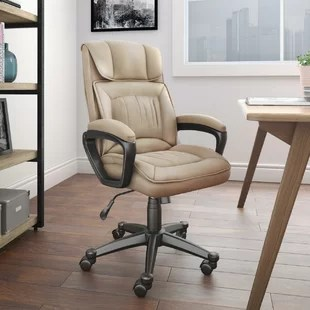 wood office chair cheap dining chairs set of 6 you ll love wayfair quickview