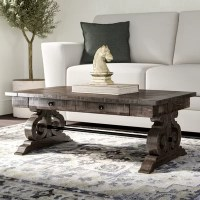 Large Coffee Tables You'll Love | Wayfair