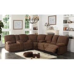 Sectional Sofas Recliners Blue Striped Sofa Reclining Sectionals You Ll Love Wayfair Ca Kevin Reversible