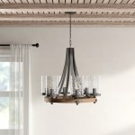 Wagon Wheel Chandeliers You Ll Love In 2021 Wayfair