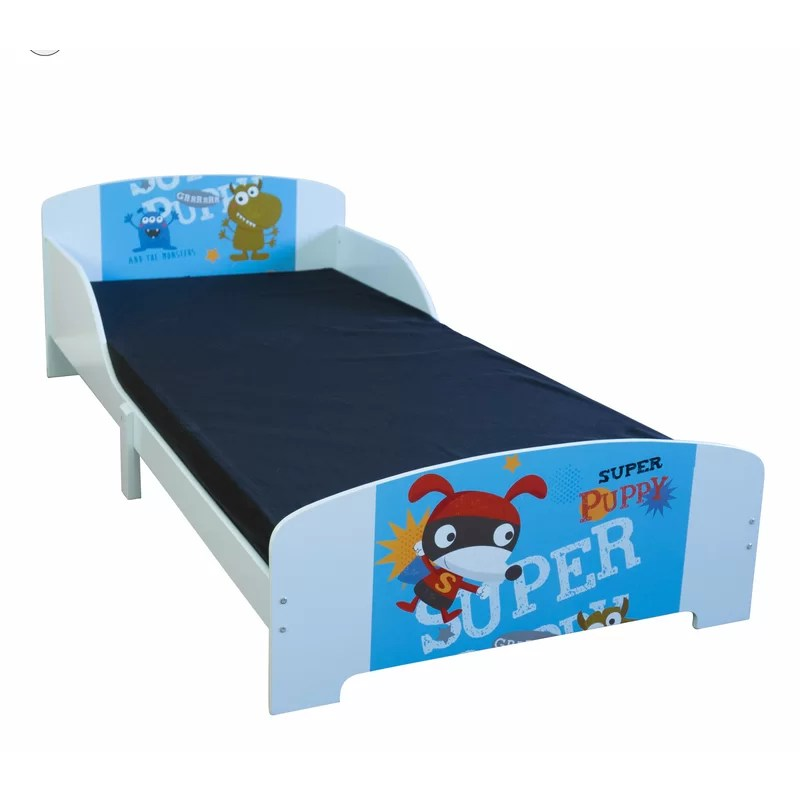 Zoomie Kids Alison European Single Bed Frame Wayfair Co Uk
