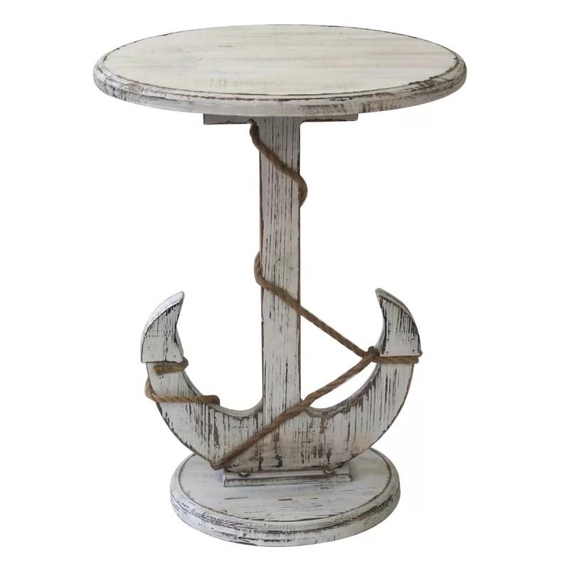 Harbor End Table