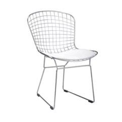 Black Wire Chair Dining Room High Covers Wayfair Quickview