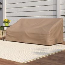Basics Patio Sofa Cover &