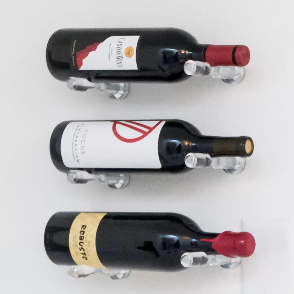 vino pin 1 bottle