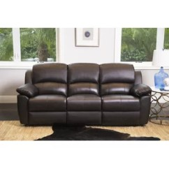Genuine Leather Chair Outdoor Wicker Chairs Uk Furniture Wayfair Blackmoor Reclining Sofa