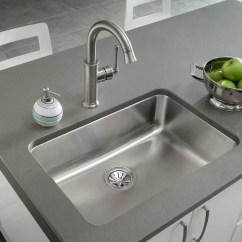 27 Kitchen Sink Cobalt Blue Accessories Elkay Lustertone L X 19 W Undermount Wayfair