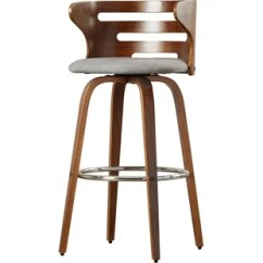 Bar Chairs With Arms And Backs Wood Stool Chair Design Stools Wayfair Co Uk Lucey 74cm Swivel