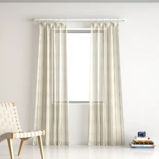 modern curtains and drapes allmodern