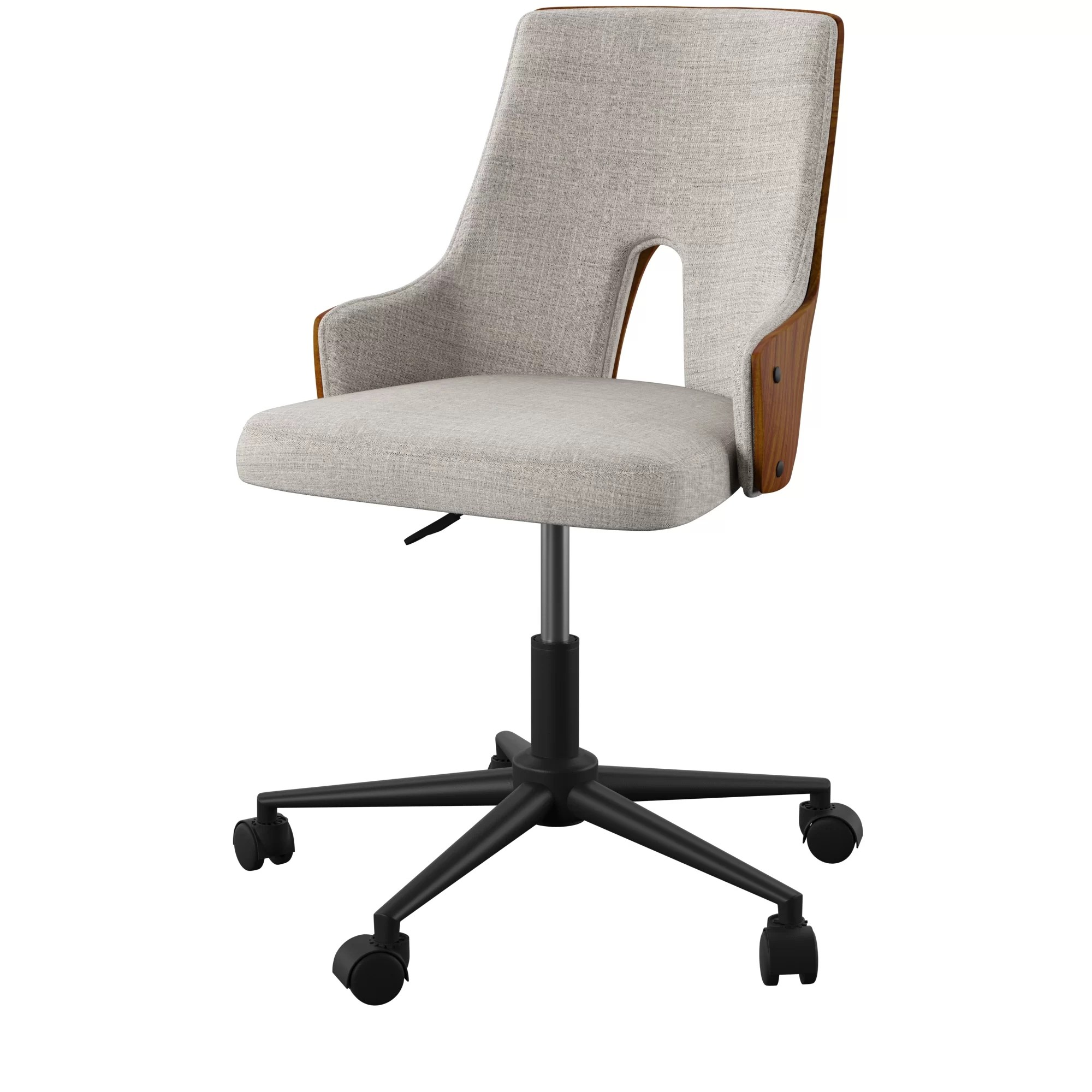 How To Adjust Office Chair Lewellyn Task Chair