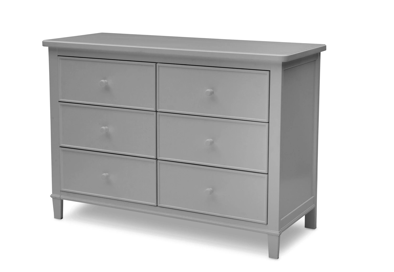 haven 6 drawer double dresser