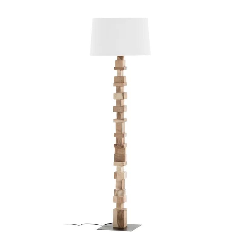 Stehlampe KNOWLE - Ebern Designs