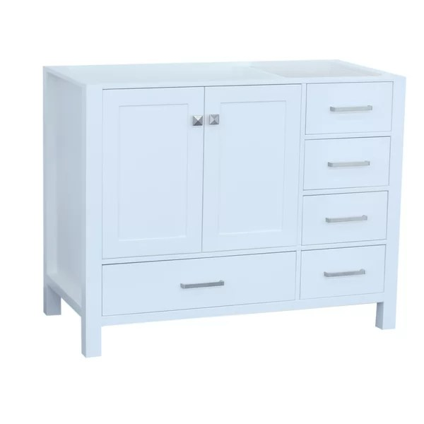 Left Offset Sink Vanity Wayfair