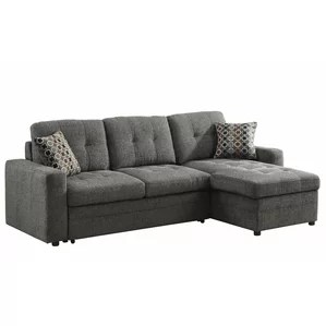 Sectional Chaise Sofa Bed