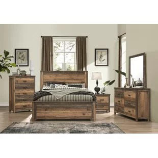 reidar standard configurable bedroom set