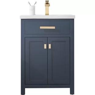 Modern Blue Bathroom Vanities Allmodern