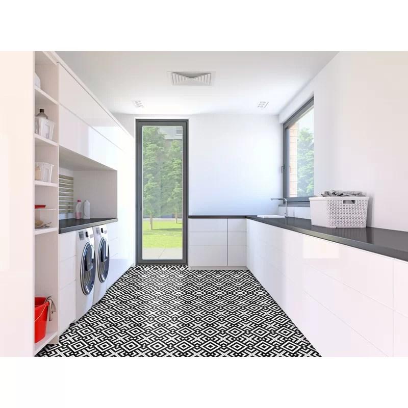 simple elegance geometric 12 x 12 x 1 5mm luxury vinyl tile