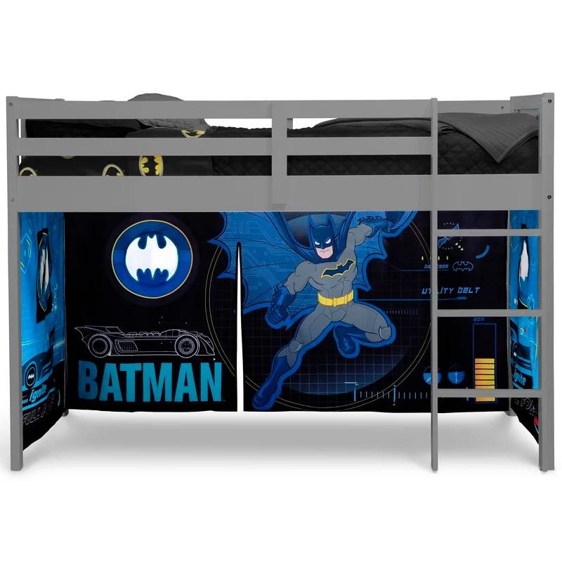 batma bunk bed accessories