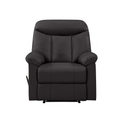 Wall Hugger Recliner Chair Grey Tufted Winston Porter Donofrio Manual Wayfair
