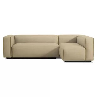 gold sectional sofa where to donate mitchell sofas wayfair cleon small