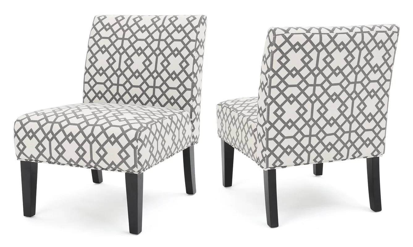 kids accent chair dining room chairs south africa highland dunes veranda slipper and reviews