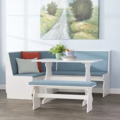 Kitchen Nook Table Rustic Painted Cabinets Dinettes Breakfast Nooks You Ll Love Wayfair Ca Save