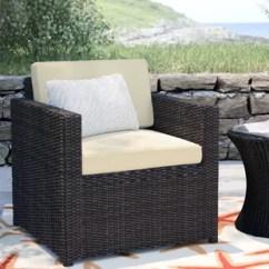 Egg Wicker Chairs Outdoor Desk Chair Toronto Wayfair Quickview