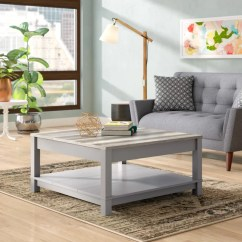 No Coffee Table Living Room Paint For Rooms Ideas Andover Mills Zahara Reviews Wayfair Ca