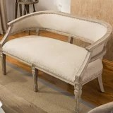 rustic grey upholstery bedroom benches