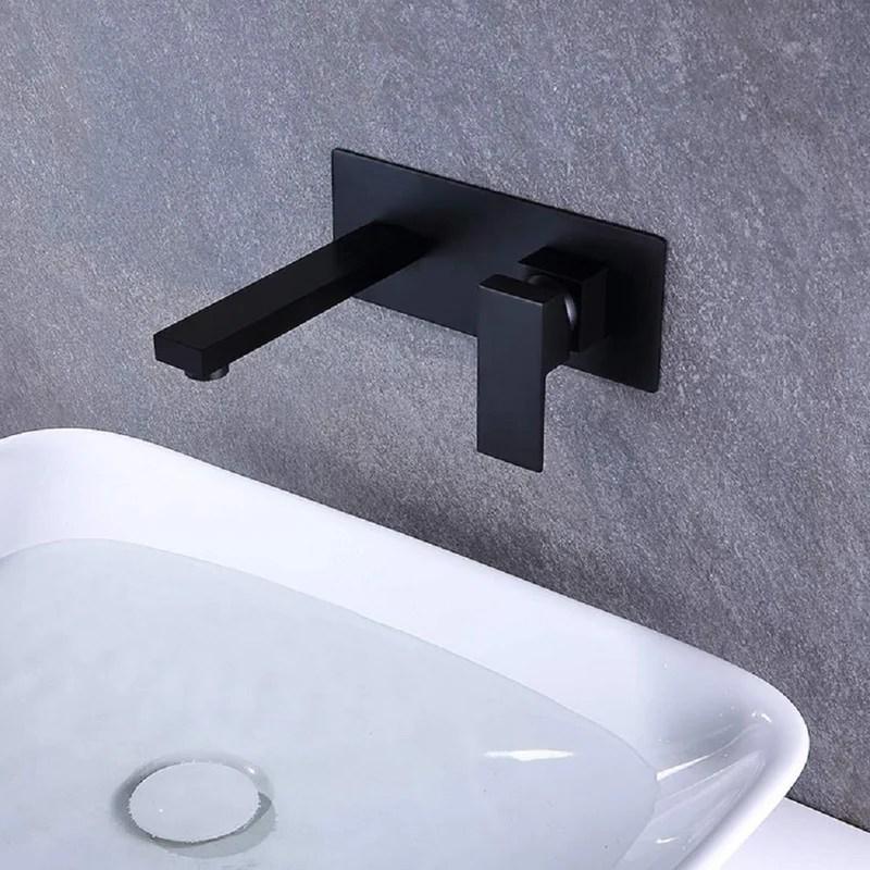 lifthrasir wall mount bathroom faucet