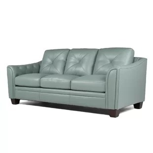 twin sofa bed leather ikea chaise top grain sleeper wayfair quickview