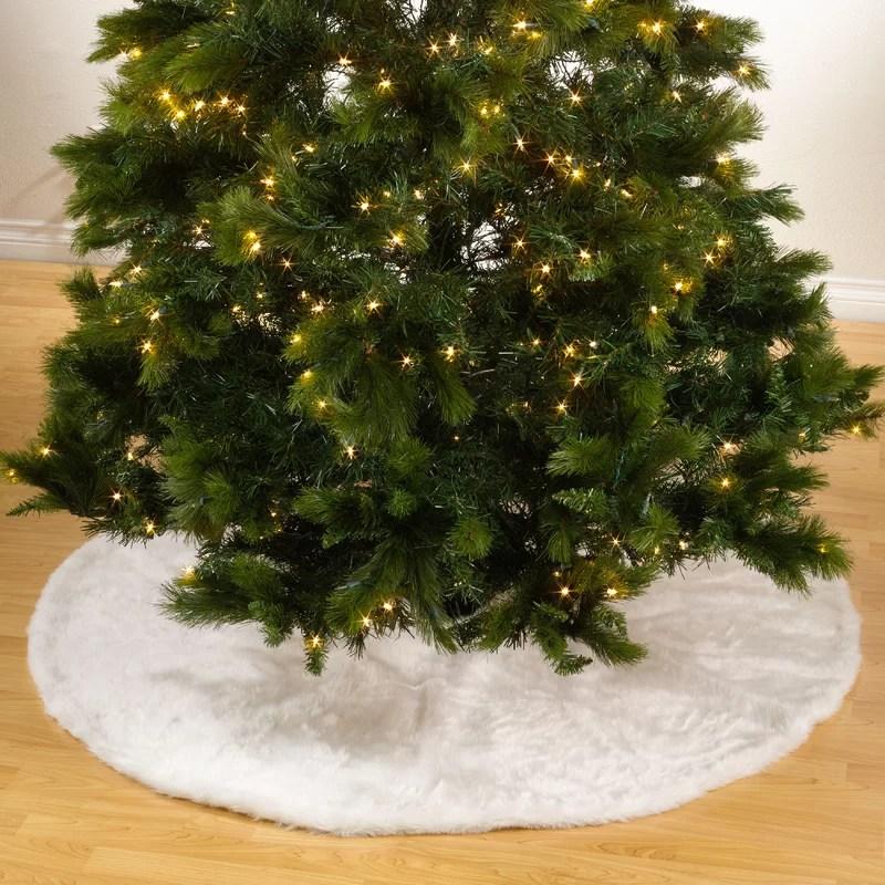 christmas tree skirts & collars