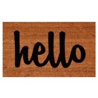 Markita Hello Door mat