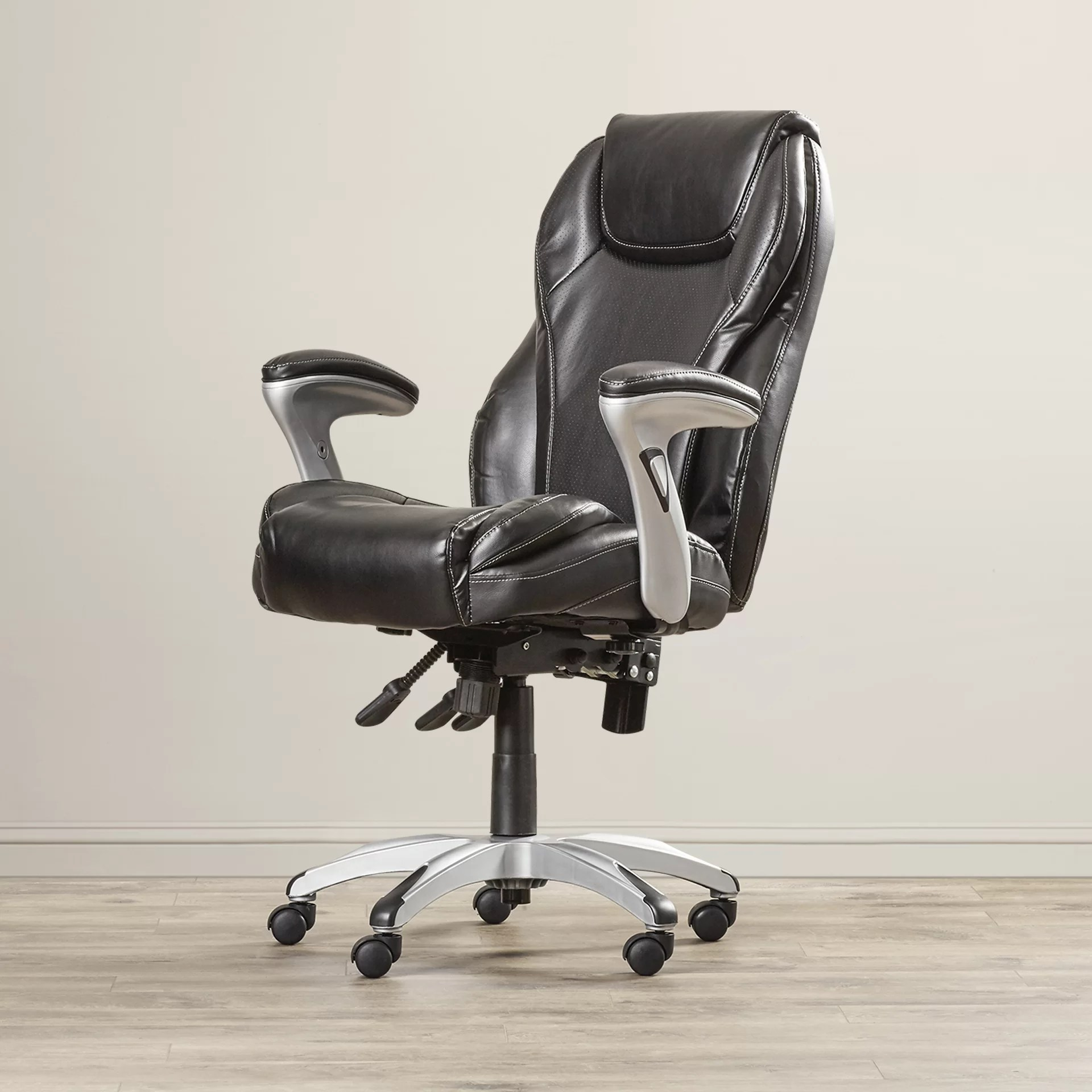 serta office chair warranty claim contemporary at home ergo executive reviews wayfair