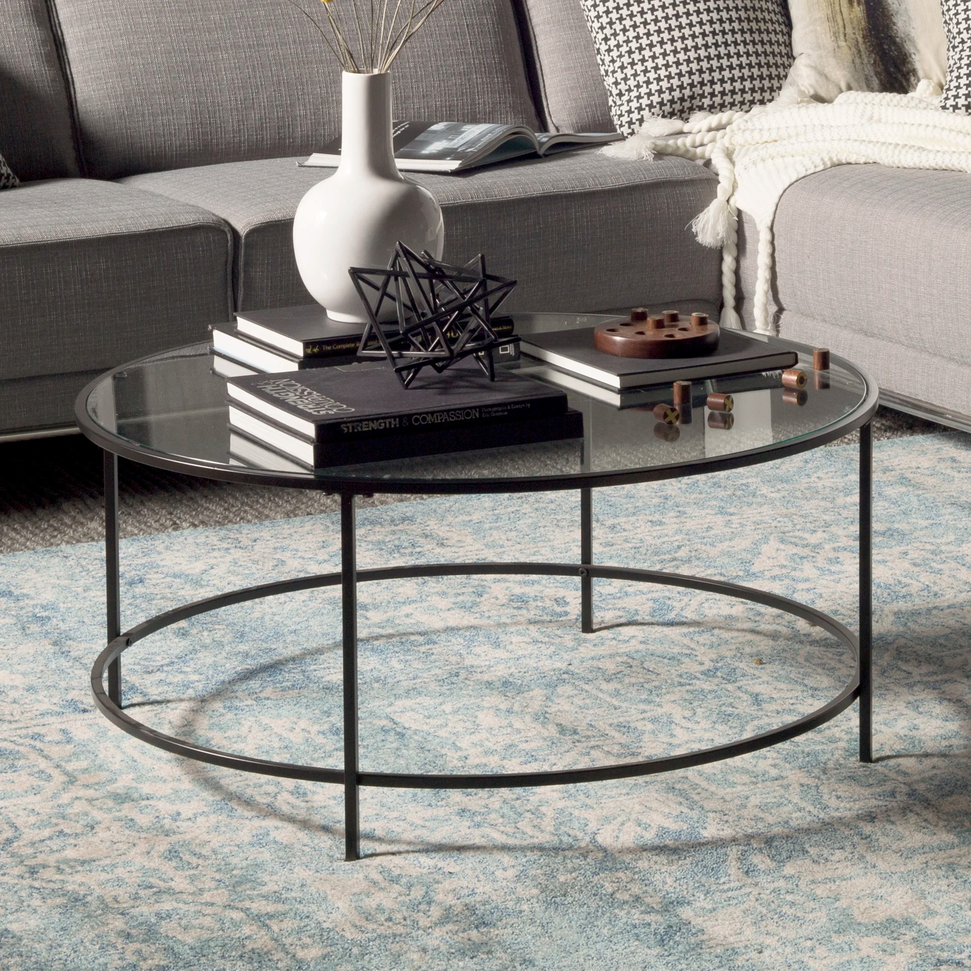 black glass coffee tables free